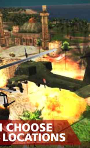 Helicopter War game 2016 4