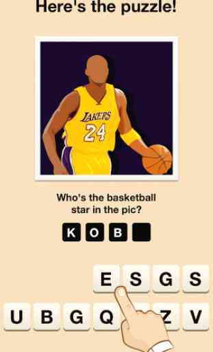Hi Guess the Basketball Star 1