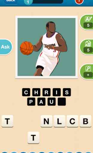 Hi Guess the Basketball Star 2