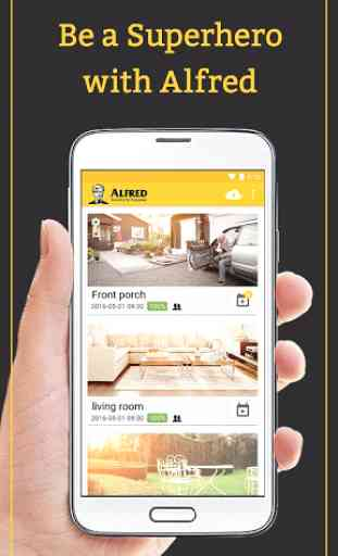 Home Security Camera - Alfred 3