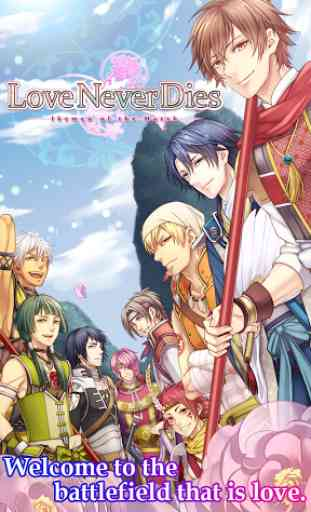 Love Never Dies | Otome Game 1