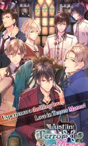 Lust in Terror Manor | Otome 1