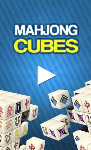 Mahjong Cubes 4