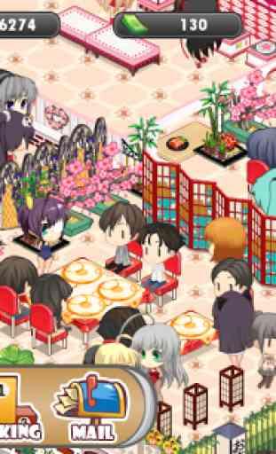 Moe Girl Cafe Merry Christmas! 2