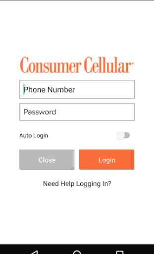 My Consumer Cellular 1