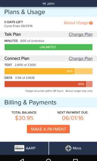 My Consumer Cellular 2