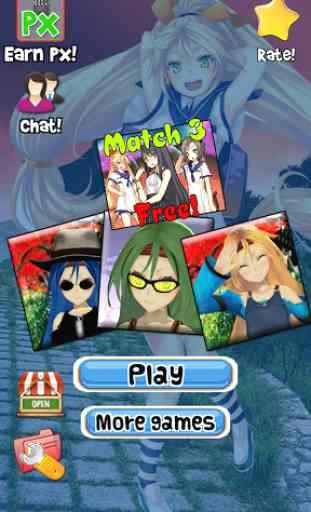 My Virtual Manga Girl  1