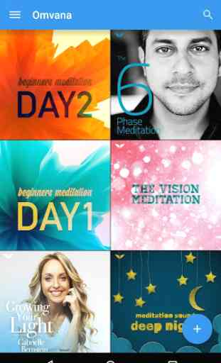 Omvana: Meditation, Yoga Sleep 1