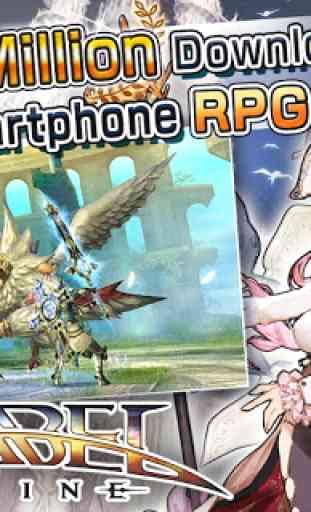Online RPG AVABEL [Action] 1
