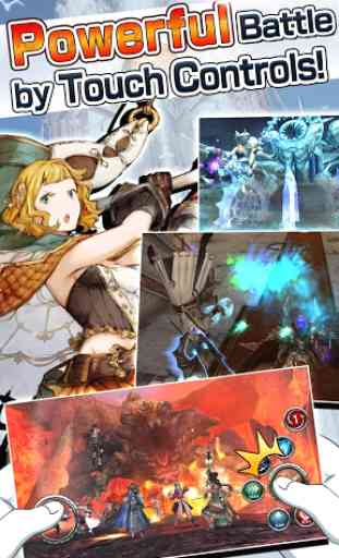 Online RPG AVABEL [Action] 2