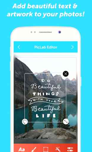 PicLab - Photo Editor 2