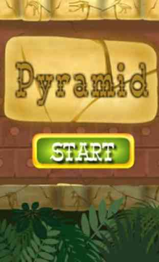 PYRAMID SOLITAIRE card game 3