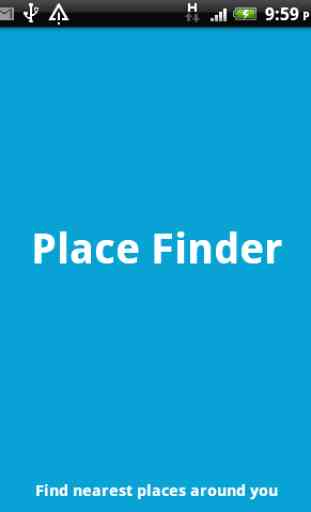 Quick Place Finder 1
