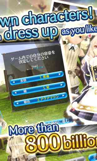 RPG Toram Online 2