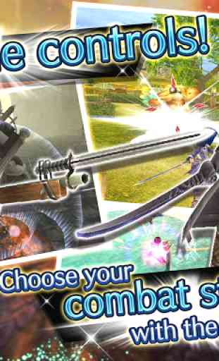 RPG Toram Online 3
