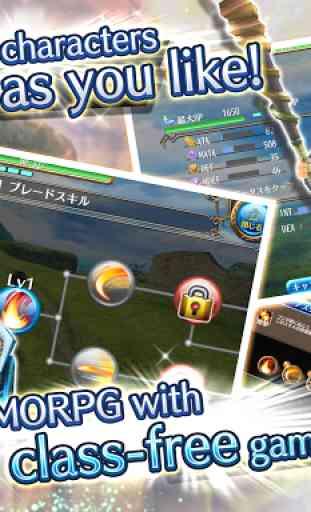 RPG Toram Online 4