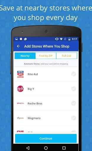 SavingStar - Grocery Coupons 2