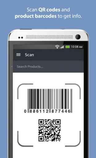 ScanLife Barcode & QR Reader 1