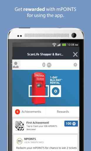 ScanLife Barcode & QR Reader 3