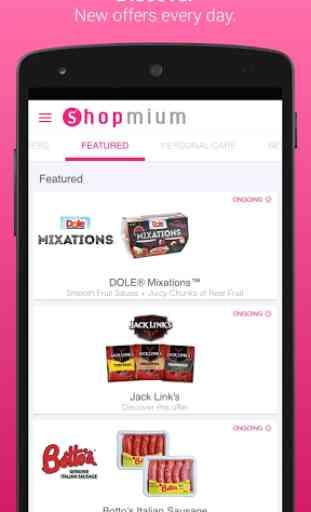 Shopmium - Exclusive Offers 1
