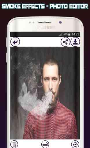 Smoke Effects - Photo Editor 1