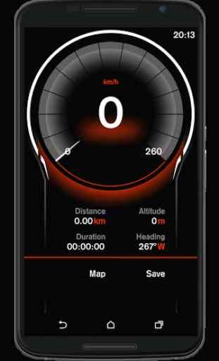 Speed View GPS 4
