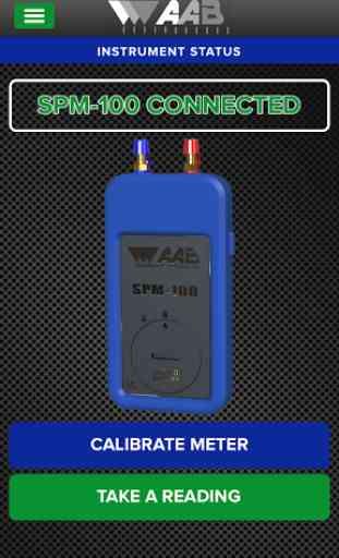 SPM-100 Static Pressure Meter 1