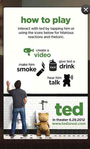 Talking Ted LITE 1