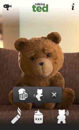 Talking Ted LITE 2