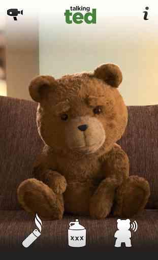 Talking Ted LITE 3