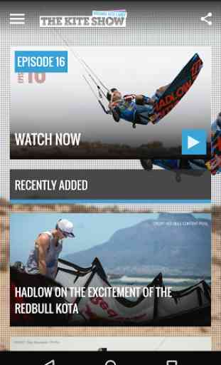 The Kite Show - kitesurfing TV 1