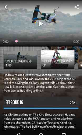 The Kite Show - kitesurfing TV 3