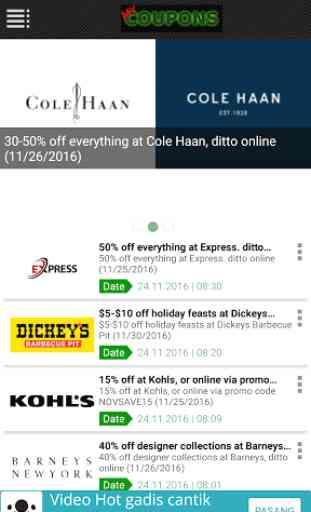 USA Shopping Coupons Rebate 2