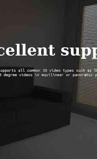 VRTV VR Video Player Free 3