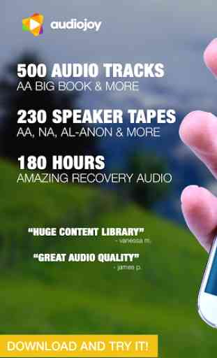 AA Big Book Audio 1