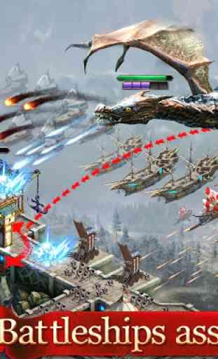 Age of Kings: Skyward Battle 4