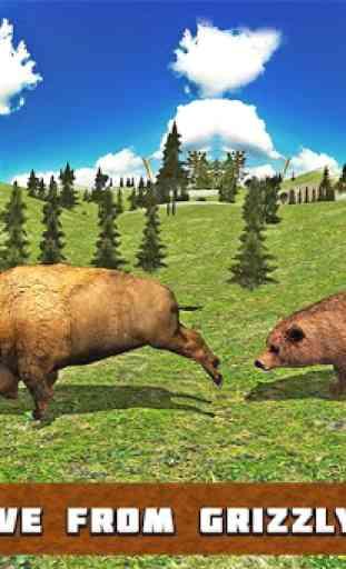 American Bison Simulator 2