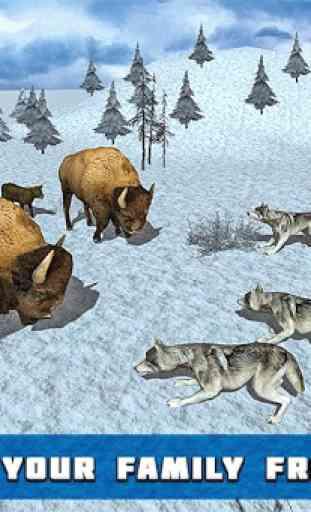 American Bison Simulator 3