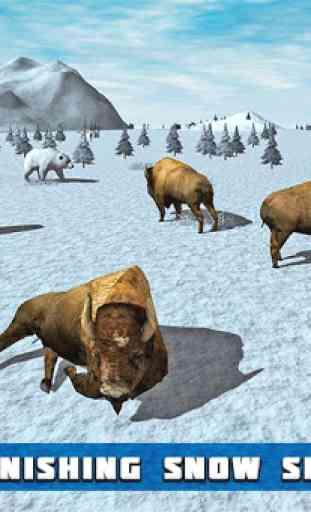 American Bison Simulator 4