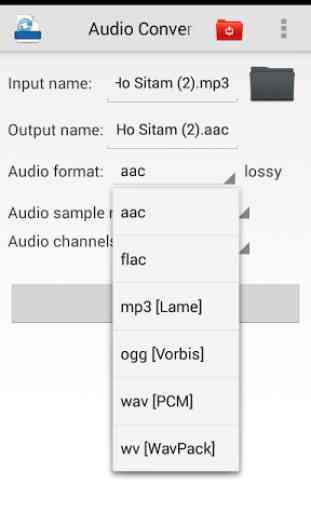 AMR Audio Converter 1
