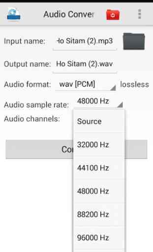AMR Audio Converter 2