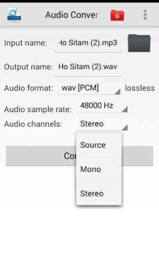 AMR Audio Converter 3