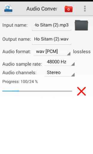 AMR Audio Converter 4