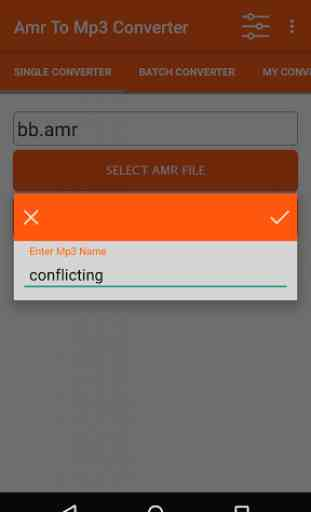 AMR to MP3 Converter 4
