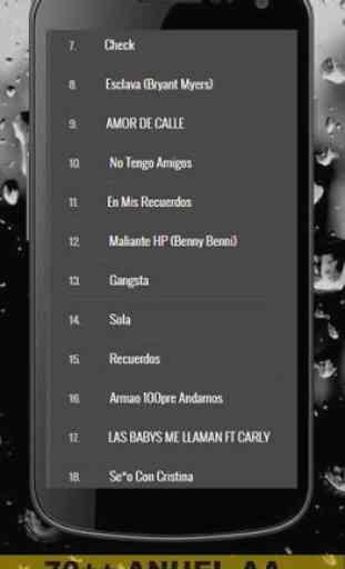 Anuel AA Musica + Letras 3