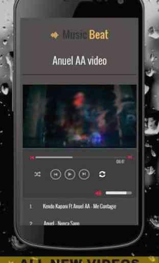 Anuel AA Musica + Letras 4