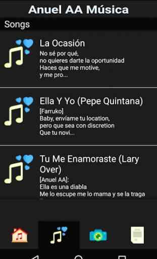 Anuel AA Música Letras 1