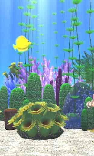 Aquarium Sim 4