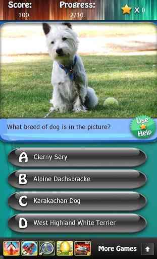 Dog Breeds Quiz HD 1