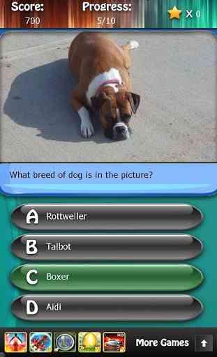 Dog Breeds Quiz HD 3
